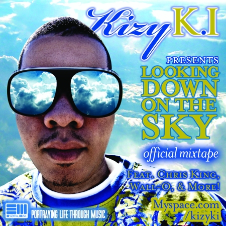 Looking Down On The Sky (CD Cover)